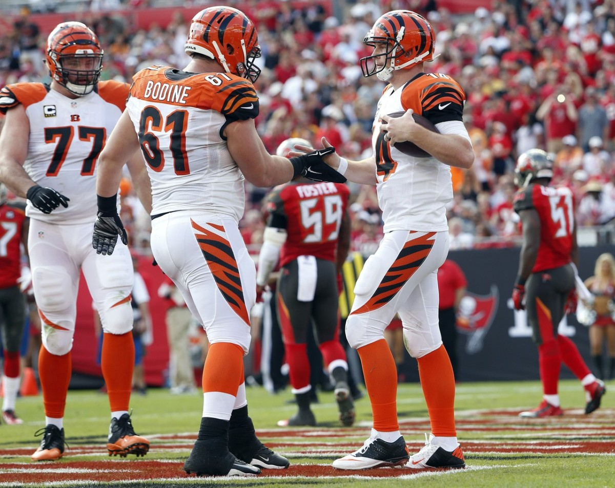 Cincinnati Bengals Post draft analysis fensive Line – Tyrant
